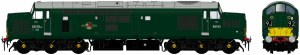 Accurascale OO ACC2302D6702DCC Class 37/0 D6702 BR Green