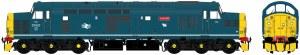 Accurascale OO ACC230537027 DCC Class 37/0 37027 'Loch Eil' BR Blue