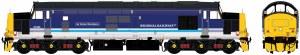 Accurascale OO ACC232137425 Class 37/4 37425 'Sir Robert McAlpine / Concrete Bob' BR Regional Railways
