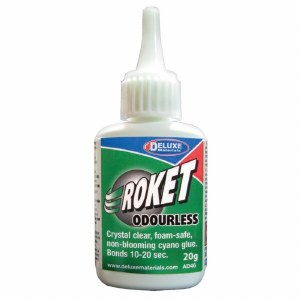 Deluxe Materials Other AD-46 Roket Odourless Super Glue