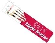 Humbrol Other AG4303 Brush pack - Stibble Brush pack
