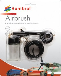 Humbrol OO AG5107 All Purpose Airbrush (Blister)