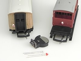 Train Tech Other AL1 Flashing Tail Light - Modern image