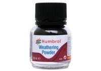 Humbrol Other AV0001 Weathering Powder 28ml - Black