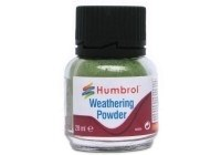 Humbrol Other AV0005 Weathering Powder 28ml- Chrome Oxide Green