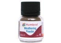 Humbrol Other AV0007 Weathering Powder 28ml- Dark Earth