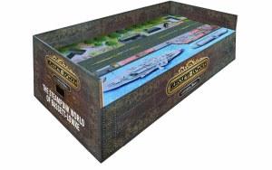 Bassett-Lowke Steampunk Models OO BL1002 Layout starter display unit