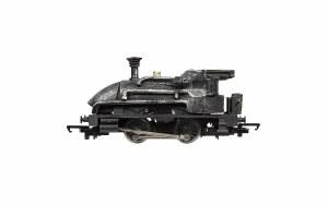 Bassett-Lowke Steampunk Models OO BL2002 'Fearless' Boston Grey's Hatters Engine