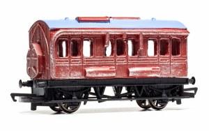 Bassett-Lowke Steampunk Models OO BL4001 Thermopile Impulsion Tea Coach