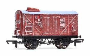 Bassett-Lowke Steampunk Models OO BL6001 Darjeeling Crate Wagon