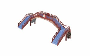 Bassett-Lowke Steampunk Models OO BL8003 The Fogg Checkpoint Bridge