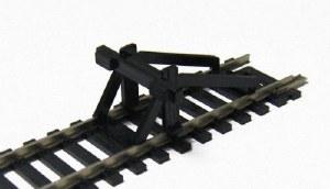 Gaugemaster OO BPGM54 OO Buffer Stop (5 Pack)