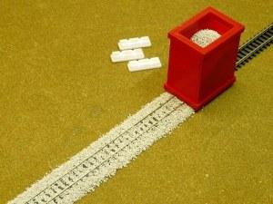 Proses N PBS-N-01 N Scale Ballast Spreader