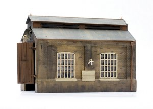 Dapol OO C007 Engine Shed