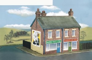 Wills Kits OO CK18 Semi-detached Shops