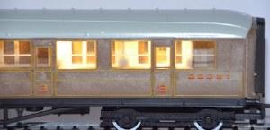 Train Tech OO CN2 Automatic Coach Lighting - Warm White/Standard