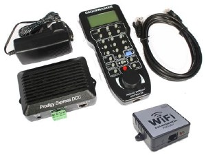 Gaugemaster Other DCC06 Prodigy Express WiFi Digital Control System
