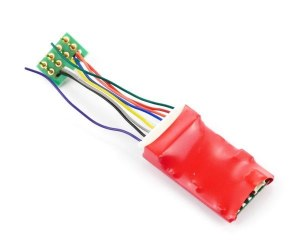 Gaugemaster Other DCC90 Ruby Series 2 Function Standard DCC Decoder 8 Pin