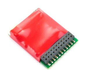 Gaugemaster Other DCC91 Ruby Series 2 Function Standard DCC Decoder 21 Pin