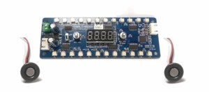 DCC Concepts Other DCD-MPRD Alpha Mimic Panel Controller (