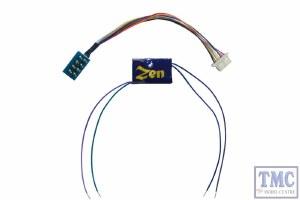 DCC Concepts Other DCD-ZMini Zen Mini 8 Pin Harness 4 Funct