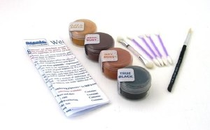 DCC Concepts Other DCW-LRD Weathering Powders for Locomotives and Rolling Stock