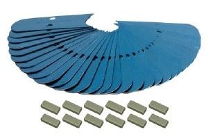 DCC Concepts N DCX-PBVPN Power Base N Gauge Value Pack 5m and 12 Magnets