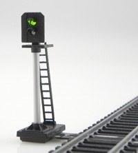 Train Tech OO DS1 2 Aspect Home Signal