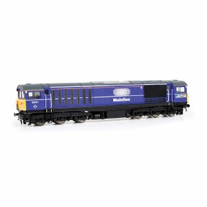EFE Rail OO E84007 Class 58 58021 'Hither Green Depot' Mainline Blue