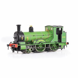 EFE Rail OO E85012 LSWR Beattie Well Tank 3298 SR Green (Preserved)