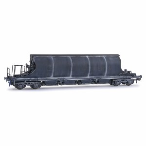 EFE Rail OO E87004 JIA Nacco Wagon 33-70-0894-011-2 Imerys Blue [W - heavy]
