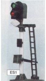 Eckon OO ES1 2 Aspect Platform Starter Kit Round Head