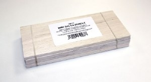 Gaugemaster Other GM167 Mini Balsa Bundle 50 x 76 x 229mm