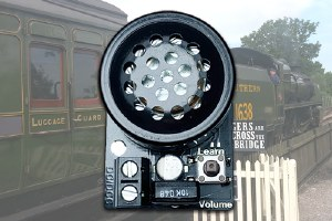 Gaugemaster Other GM781 Station (Steam) Scenic Sounds Module
