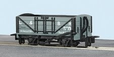 Peco OO9 GR-200B Lynton and Barnstaple Railway Livery Open Wagon No 10