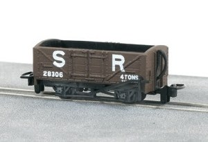 Peco OO9 GR-201D SR Livery Open Wagon No 28306