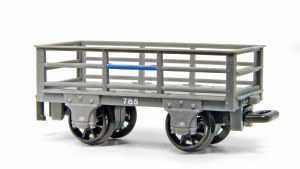 Peco OO9 GR-320 2 Ton Slate Waggons Pack of 3 Unbraked