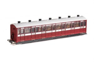 Peco OO9 GR-440B Lynton and Barnstaple Railway All Third Coach L&B Livery Number 14
