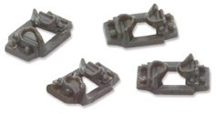 Peco Other IL-112 Pandrol Type Rail Fastenings for Code 82 rail