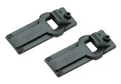 Peco O IL-703 Chairs Slide Rail for Code 124 rail