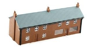 Kestrel N GMKD05 House/Shop Unit with Glazing
