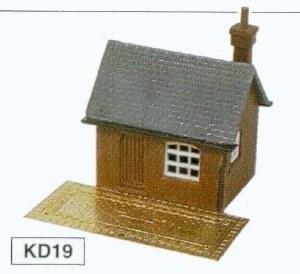 Kestrel N GMKD19 Weighbridge and Office