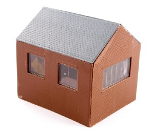 Kestrel N GMKD33 Boiler house and Chimney