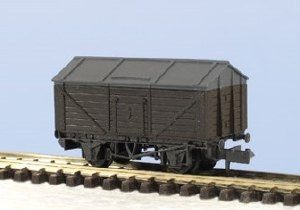 Peco N KNR-120 Salt Wagon