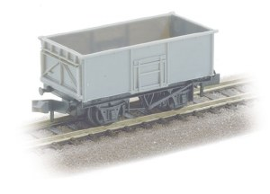 Peco N KNR-207 BR 16ton Steel Mineral Wagon