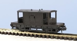 Peco N KNR-28 Brake Van NE or BR type
