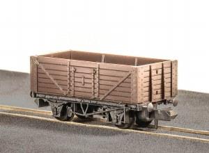 Peco N KNR-41 7 plank Open Wagon