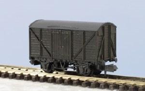 Peco N KNR-43 Standard type Box Van