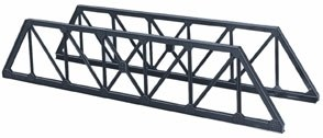 Peco OO LK-11 Truss Girder Bridge Sides