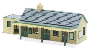 Peco OO LK-13 Country Station Building stone type